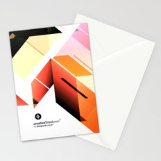 Abstrakt. Stationery Cards
