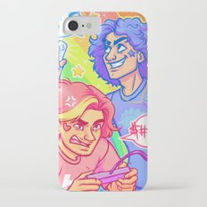 Rainbow Grumps iPhone 7 Slim Case