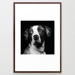 Hugo Framed Art Print