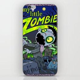 My Little Zombie iPhone Skin