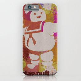 stay.puft.inc iPhone Case