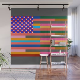 Flag of Some Other States of America Wall Mural