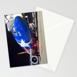The only star shining in Houston TX Stationery Cards