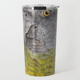 Senegal Parrot Travel Mug