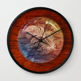 Across the universe Wall Clock