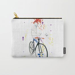 Bicycle Another Life-Cycle Carry-All Pouch