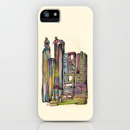 North Point iPhone Case