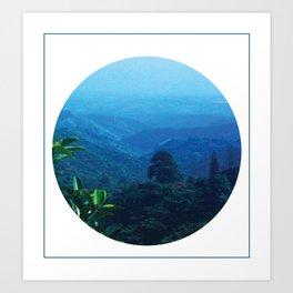 El Salvador view point Art Print