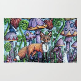 Fox Hollow Rug