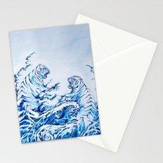 The Crashing Waves Stationery Cards