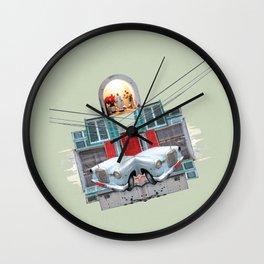 Ave Maria - Beirut Wall Clock