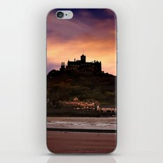 The Mount iPhone & iPod Skin