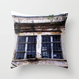Glory Gone Throw Pillow
