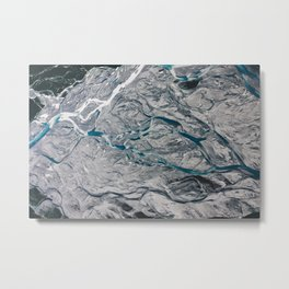 Dart River Metal Print