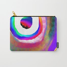 Space Rainbow Carry-All Pouch