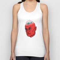 john snow Tank Tops featuring John by jared stumpenhorst