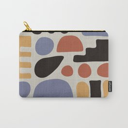 Shapes & Colors Carry-All Pouch