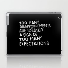 Disappointments /2/ Laptop & iPad Skin