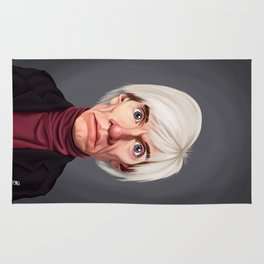 Celebrity Sunday ~ Andy Warhola Rug