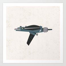 Star Trek Phaser Art Print