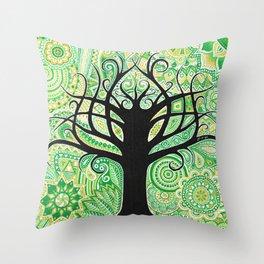 Tree of life ! Throw Pillow