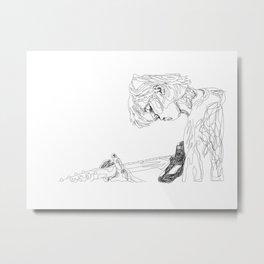 Alto Metal Print