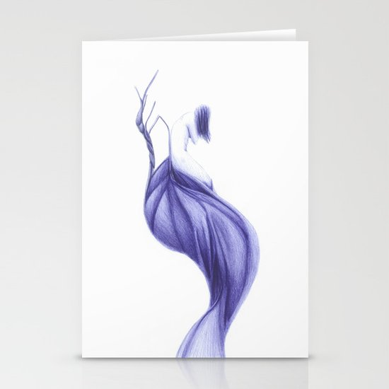 Vitae Sanctorum XLI Stationery Cards