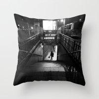 daria Throw Pillows featuring Daria by Jens Lumm