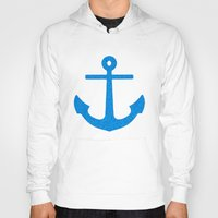 sail Hoodies featuring Sail by M Studio