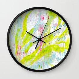 Emergent Wall Clock