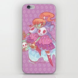Zombie Witch iPhone Skin