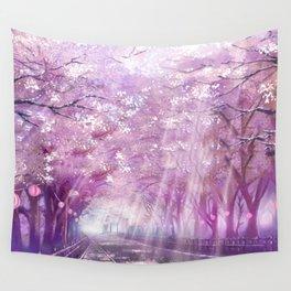 c. blossom Wall Tapestry