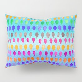 JCrafthouse Up In The Air Print Pillow Sham