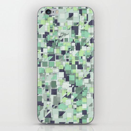 Cubic  iPhone Skin
