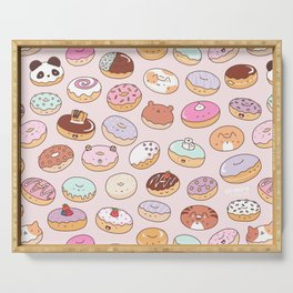 Mmm... Donuts! Serving Tray