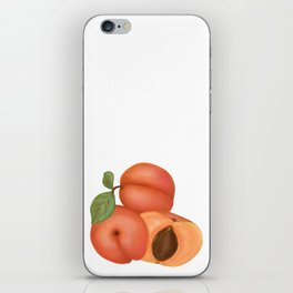 Apricots iPhone Skin