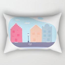 Little Europe Rectangular Pillow