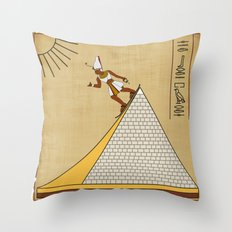 The real purpose Throw Pillow