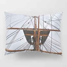 HMS Warrior III Pillow Sham