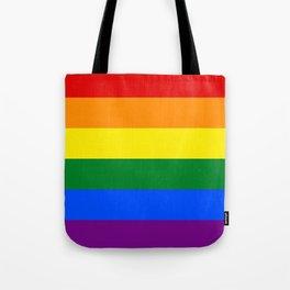 Flag of LGBT Tote Bag