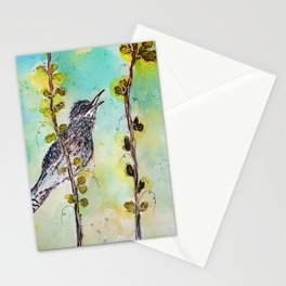 Cactus Wren-Barbara Chichester Stationery Cards