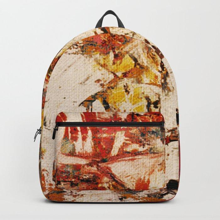 Horse Racing Backpack