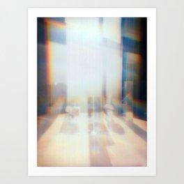 Light Study, Gateway Art Print