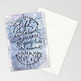 |  L I F E  | Stationery Cards
