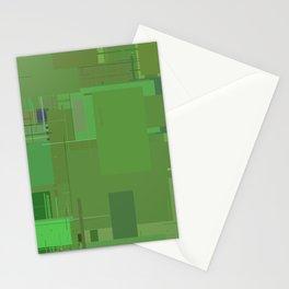 Series 10 - Oxidized Stationery Cards