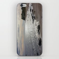 Seascape with stones iPhone & iPod Skin