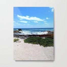 Coast of the Beach Metal Print