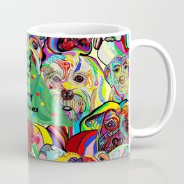 We Woof You a Merry Christmas Coffee Mug
