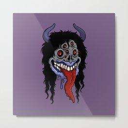 Styx Walker's Head Metal Print