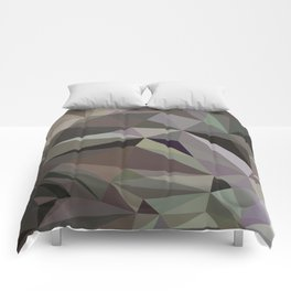 Abstraction Low poly Comforters